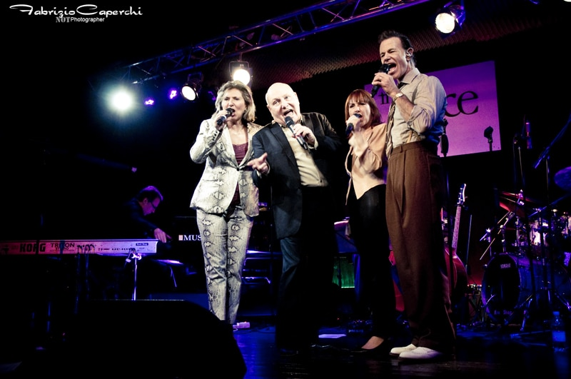 The Manhattan Transfer @ The Place, Roma