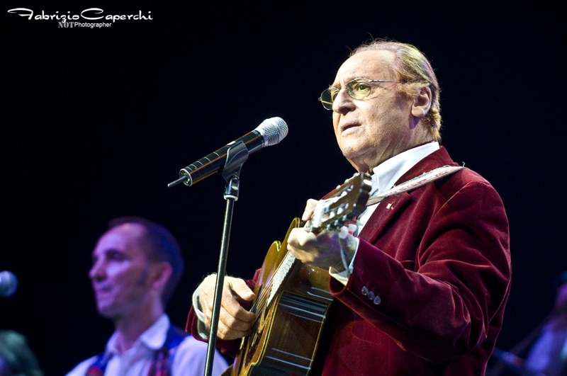 Renzo Arbore &amp; Orchestra Italiana @ Teatro Sistina, Roma